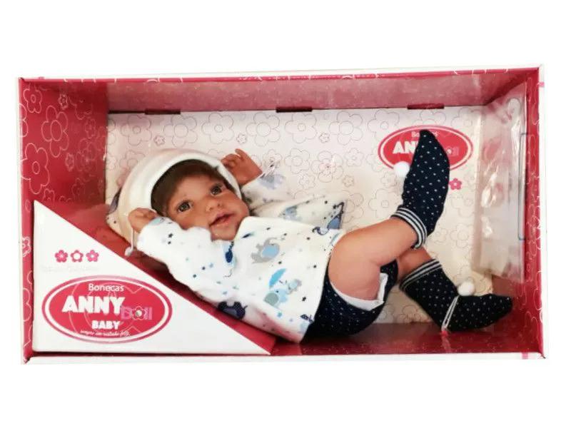Boneco Anny Doll Baby 2440 COTIPLAS