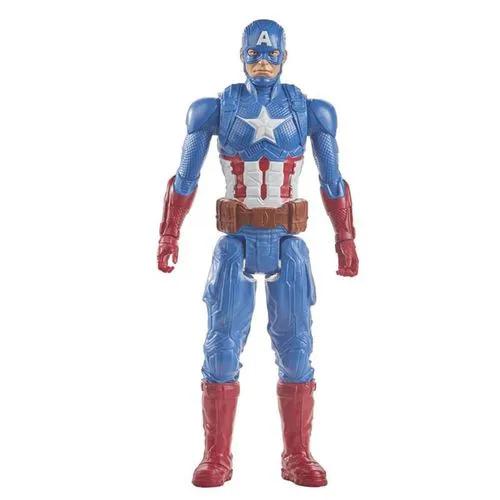 Boneco Capitão América E7877 HASBRO