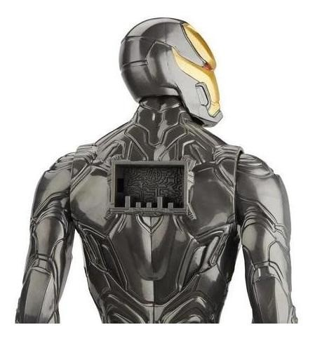 Boneco Figura Homem de Ferro Avengers  E7878 HASBRO
