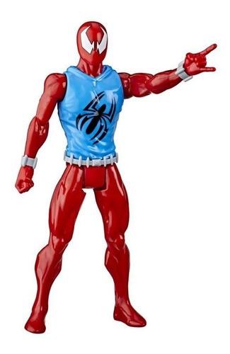 Boneco Figura Spider Girl Marvel Sortido E7329 HASBRO