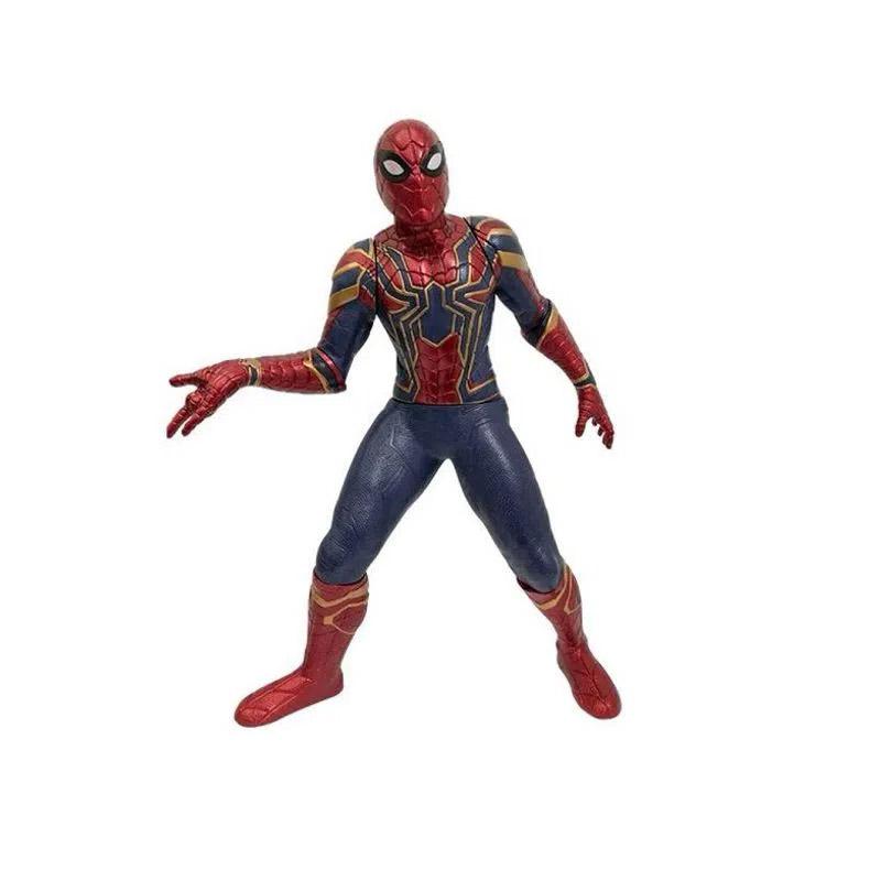 Boneco Homem Aranha Avengers 51cm 0562 MIMO TOYS