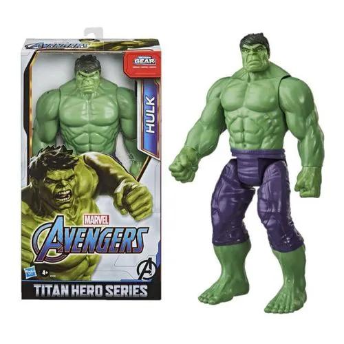 Boneco Hulk Avengers E7475 HASBRO