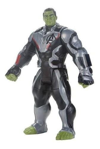 Boneco Hulk Hero Power E3304 HASBRO