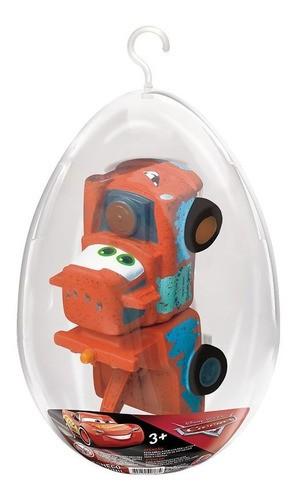Boneco No Ovo M Carros Relâmpago Mcqueen/Tow Mater - Lider