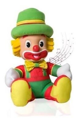 Boneco Patatá Musical 1826 ROSITA