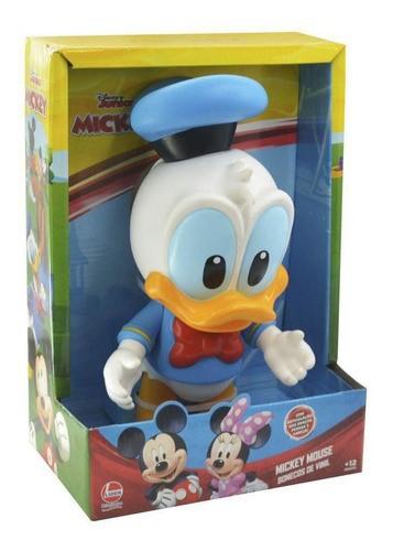 Boneco Vinil Donald Baby 2890 LIDER