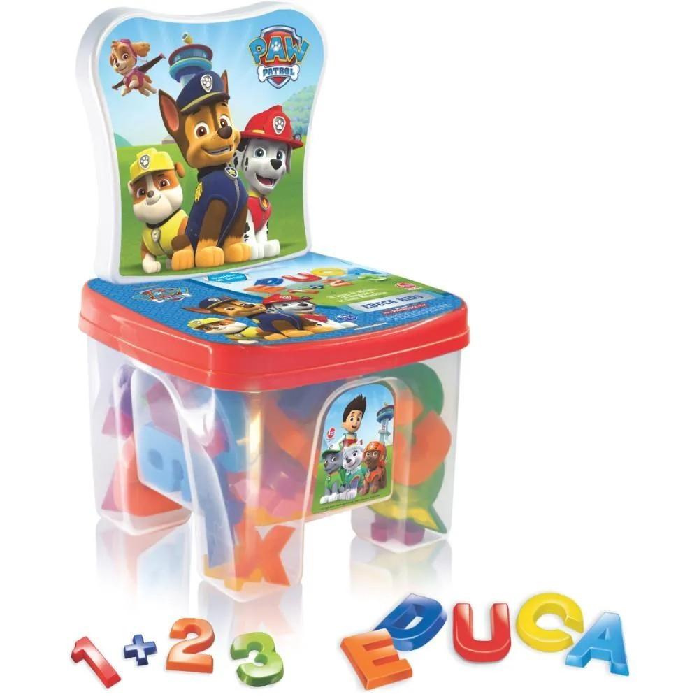 Cadeira Educakids Patrulha Canina 2483 LIDER