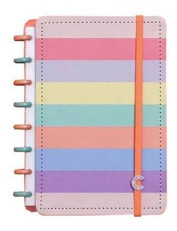 Caderneta Inteligente Arco-Íris 50F CIIN1056