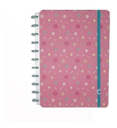 Caderno Inteligente C.D Medio 80F Lolly CIMD3063