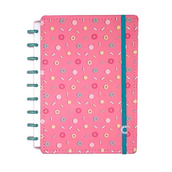Caderno Inteligente C.D Medio 80F Lolly CIMD3063