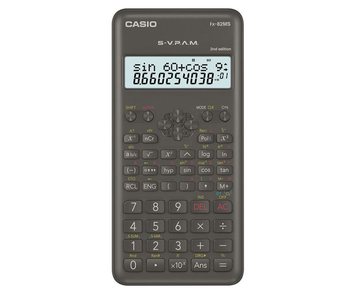 Calculadora Cientifica FX-82MS CASIO