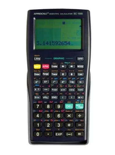 Calculadora Científica  SC1000 PROCALC