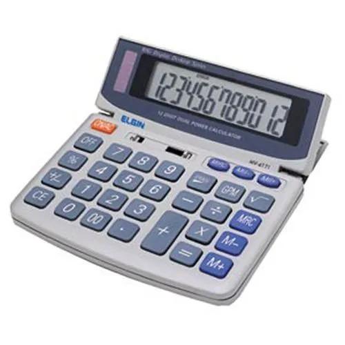 Calculadora Eletrônica de Mesa Elgin
