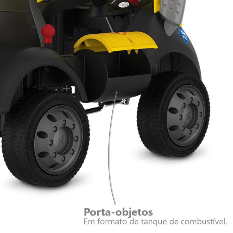 Caminhão de Passeio Brutus Construtor 920 BANDEIRANTE