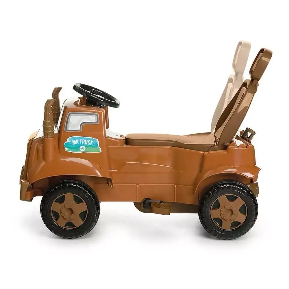 Carro de Passeio MK Truck 0987 Marrom BANDEIRANTE