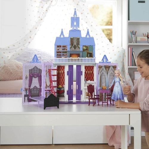 Castelo Frozen 2  E5511 HASBRO