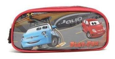 Estojo Duplo FIAT-FUN EI31644FT LUXCEL