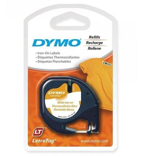 Fita Tecido Para Rotulador Eletrônico Letratag 12mm X 2 Metros - Dymo