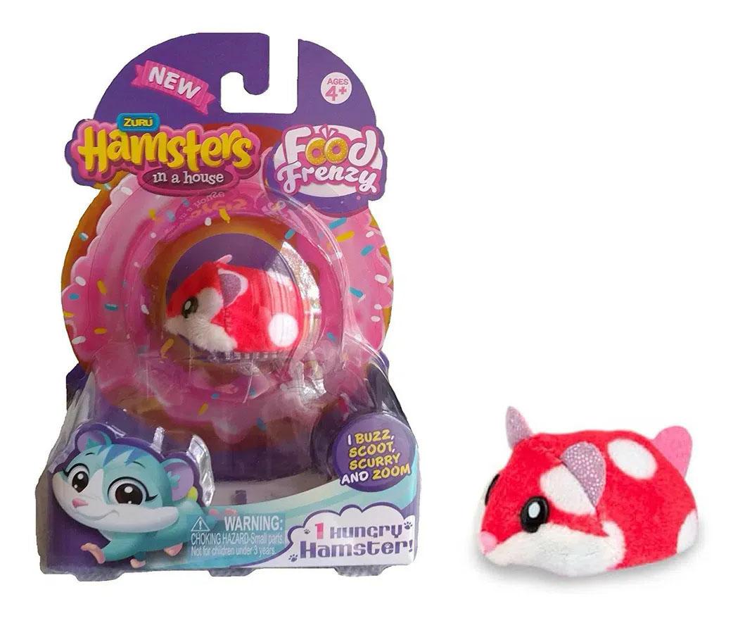 Hamsters In a House 7707 ZURU CANDIDE
