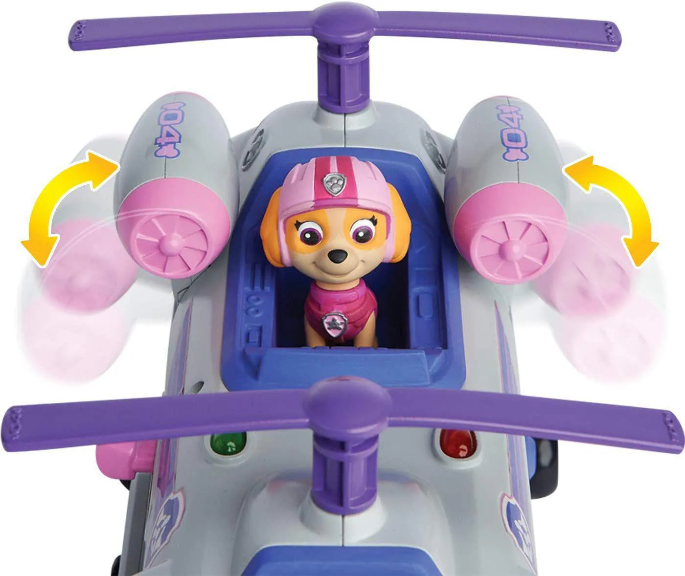 Helicóptero Skye Patrulha Canina 1393 SUNNY