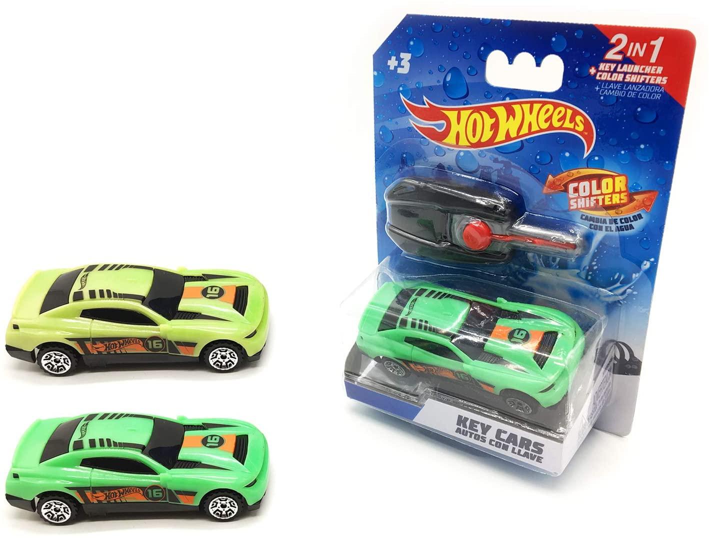 Hot Wheels com Chave Lançadora Radical SORT F00034 FUN