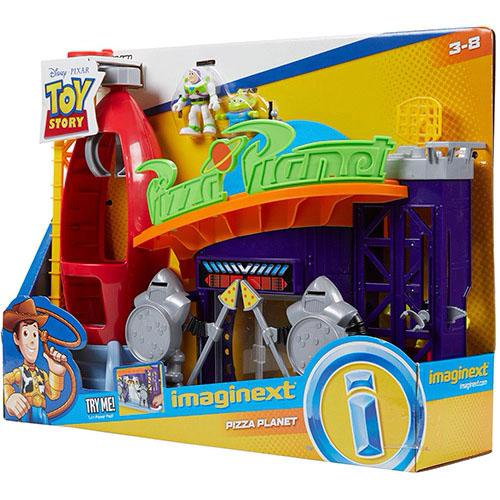 Imaginext Toy Story Pizza Planet - Mattel