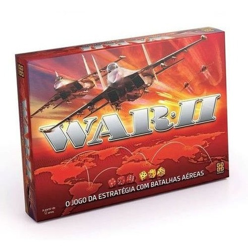 Jogo das Estratégias com Batalhas Aéreas War 2 Grow