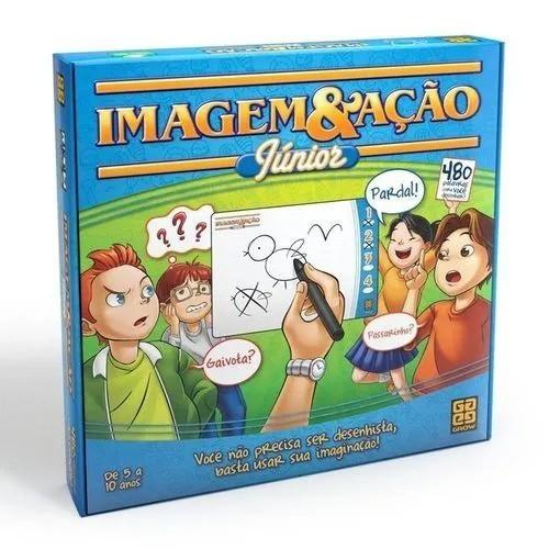 Jogo Imagem e Ação Júnior Grow