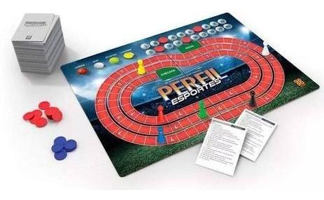 Jogo Perfil Esportes 3512 GROW