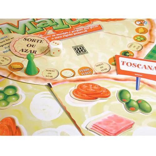 Jogo Pizzaria Maluca 1283 GROW