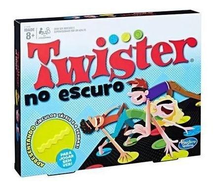Jogo Twister no Escuro - Hasbro