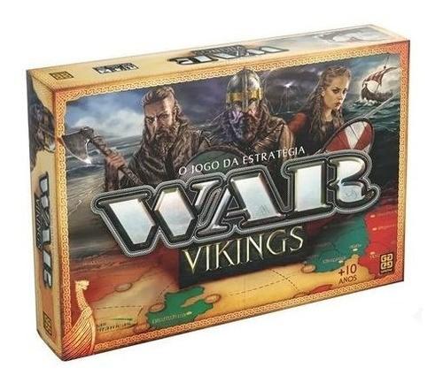 Jogo War Vikings Grow