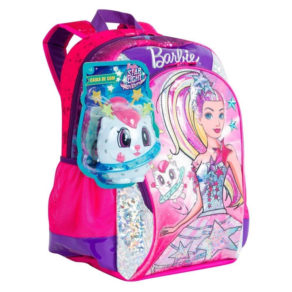 Kit Barbie Volta às Aulas