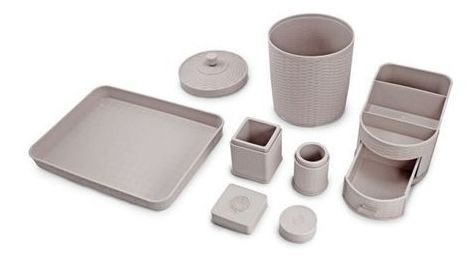 Kit Organização de 5 Peças Sortido - Jacki Design
