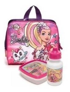 Lancheira Barbie Aventura Nas Estrelas Sestini