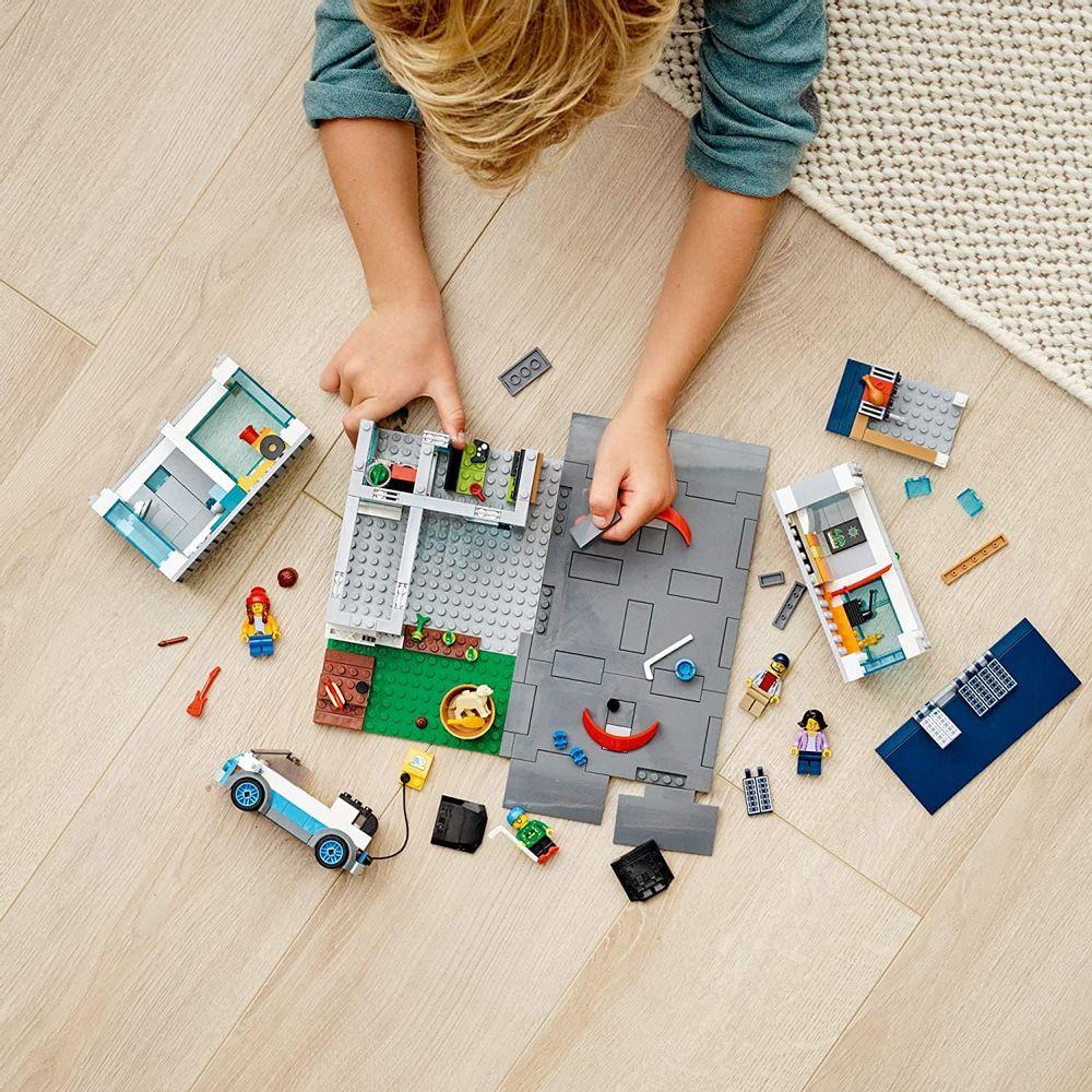 LEGO Casa de Famíilia 388pcs 60291 LEGO