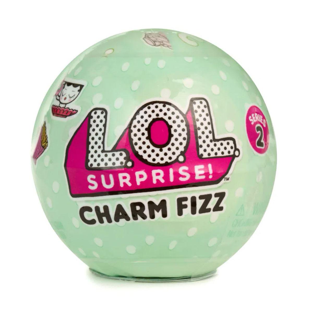 LOL Charm Fizz Surprise Serie 2 8902 CANDIDE