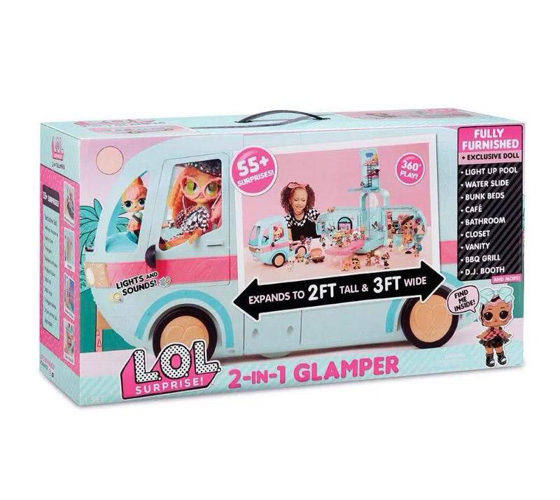 LOL Surprise Carro Glamper 8927 CANDIDE