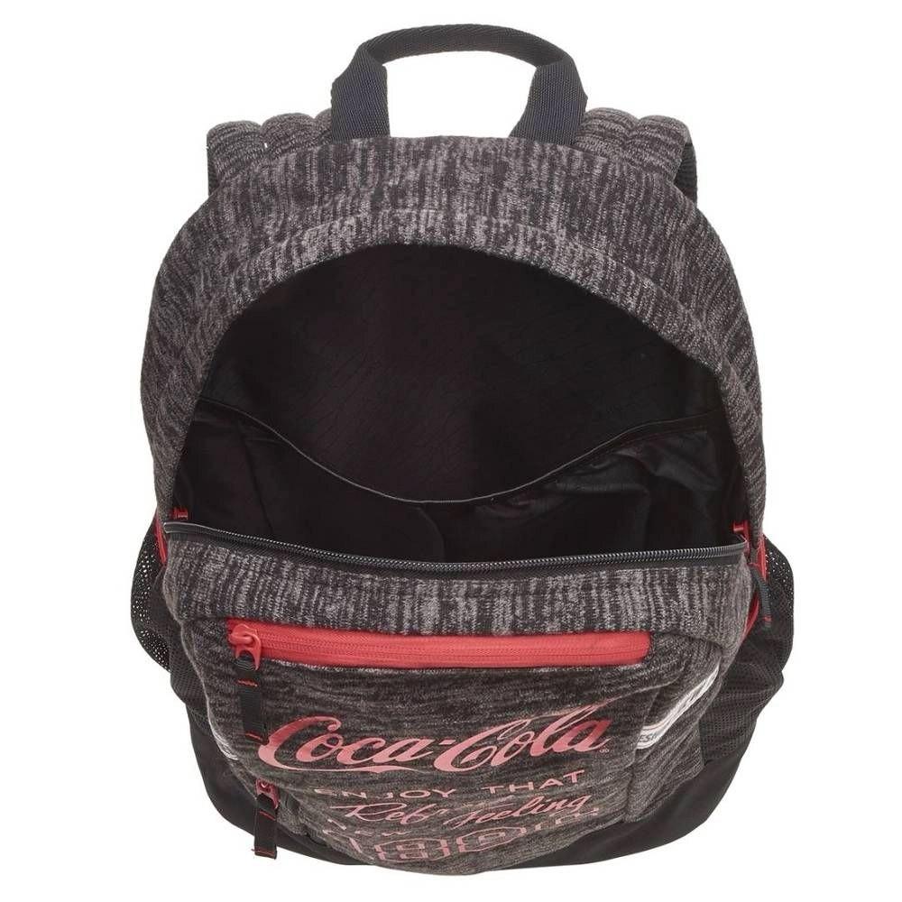 Mochila Coca Cola Connect Cinza 7842004 PACIFIC