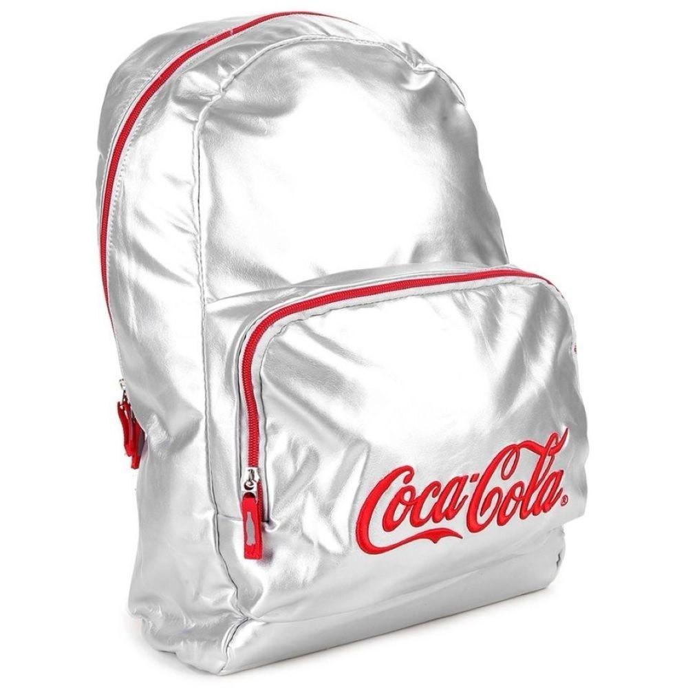 Mochila Coca Cola PRATA 7118104 PACIFIC