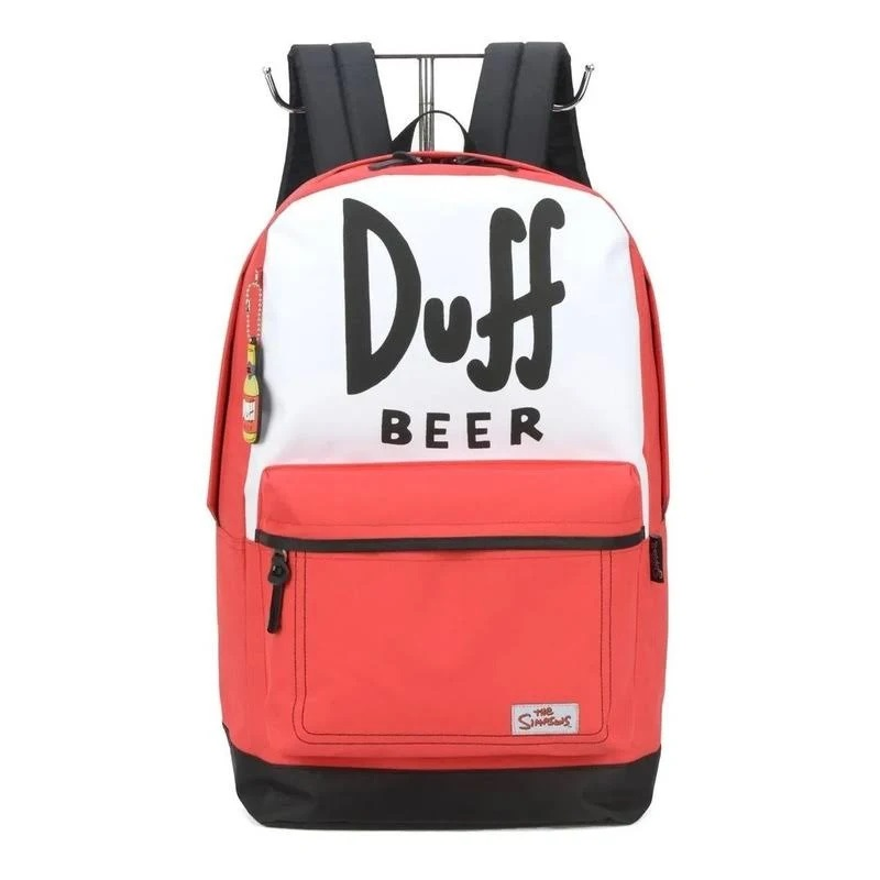 Mochila Duff Beer Simpsons UP4YOU MS46081SS LUXCEL