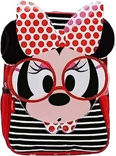 Mochila Minnie Vermelha Puket