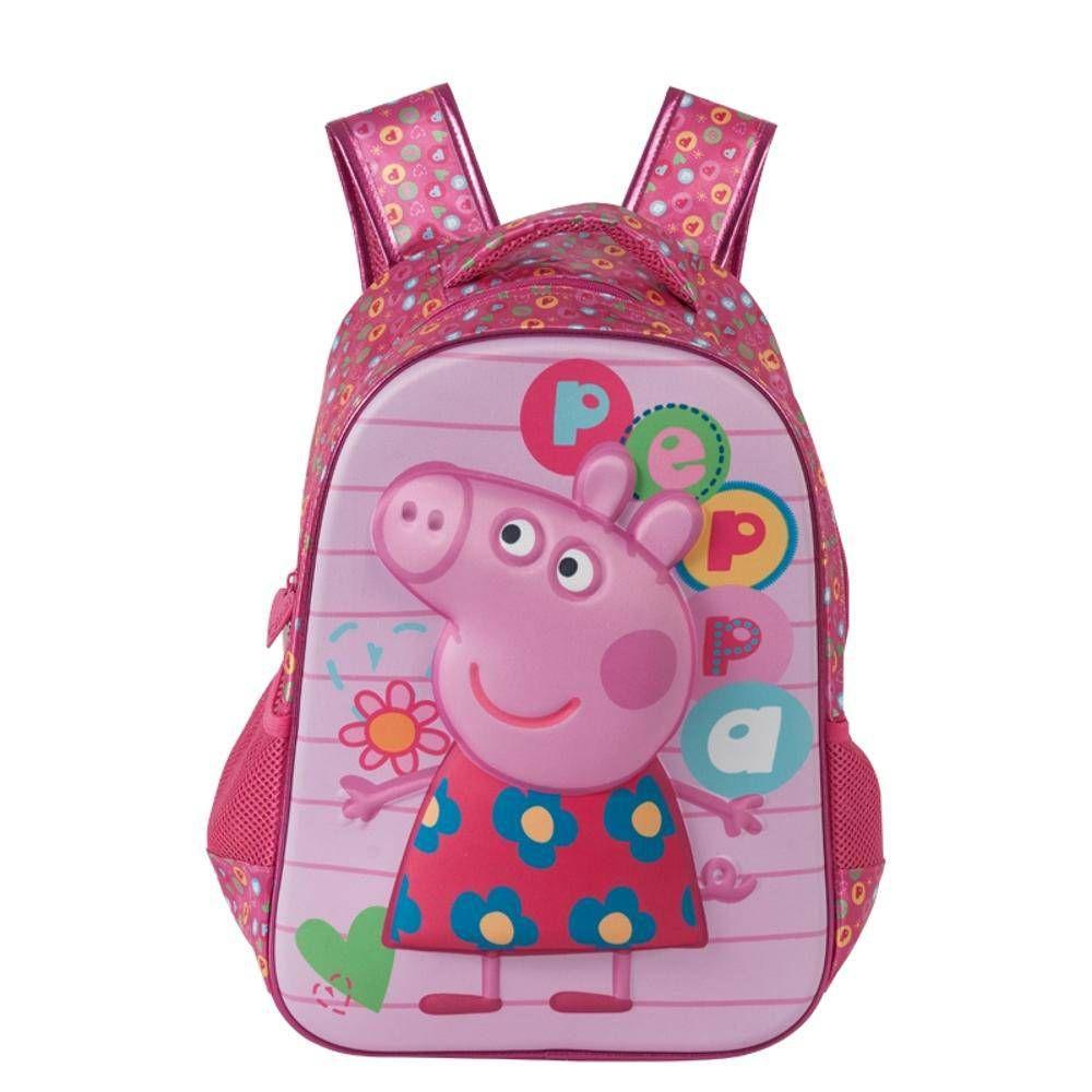 Mochila Peppa Pig Colorful 5242 XERYUS