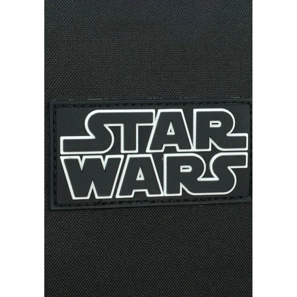 Mochila Star Wars PRETO MS46034ST LUXCEL