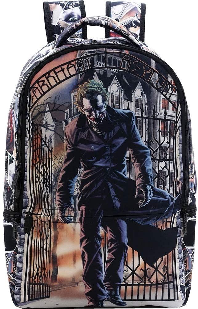 Mochila The Joker Coringa Batman 8155 XERYUS