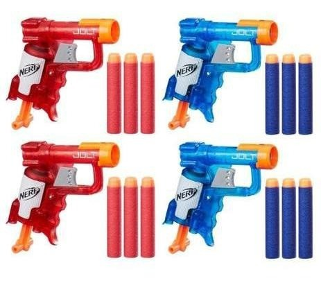 Nerf N-Strike Fire e Ice Jolt A7957 HASBRO