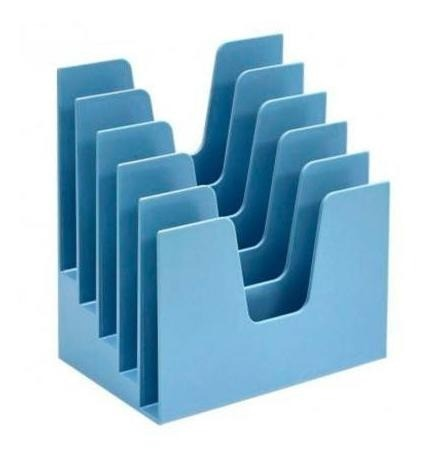 Organizador Para Documentos Azul - Acrimet