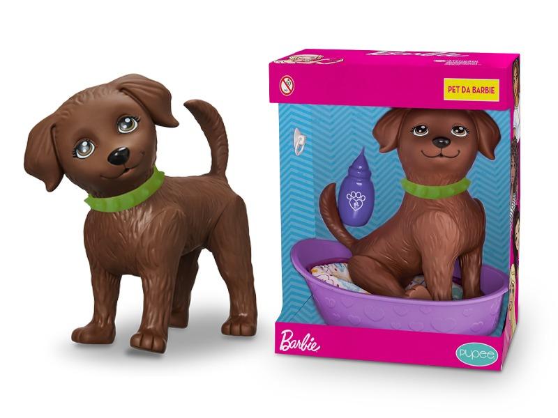 Pet Barbie DJ  1266 PUPEE