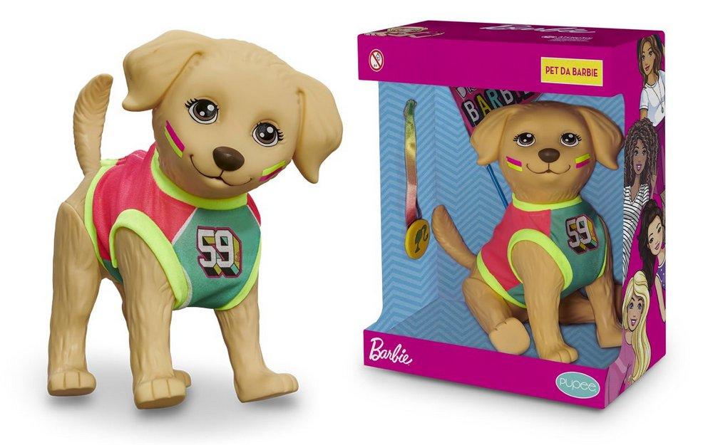 Pet Barbie Taffy Olimpíadas 1268 PUPEE