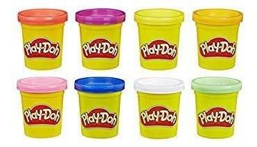 Play Doh 8 Potes E5062 HASBRO